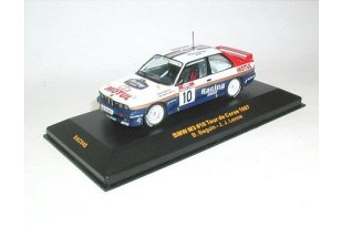 1:43 BMW M3 RALLYE No.10 Tour de Corse 1987