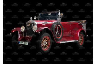 Laurin&Klement 105 Cabriolet 1923