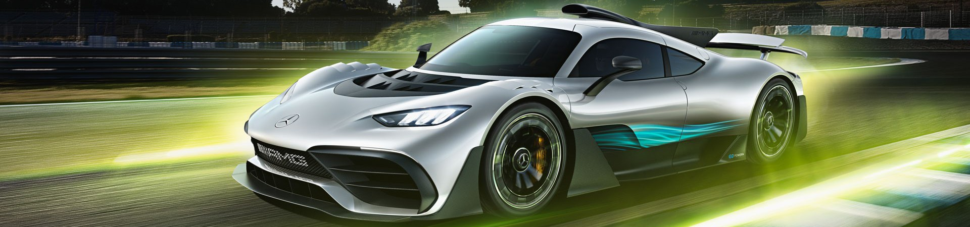 Project ONE_Mercedes